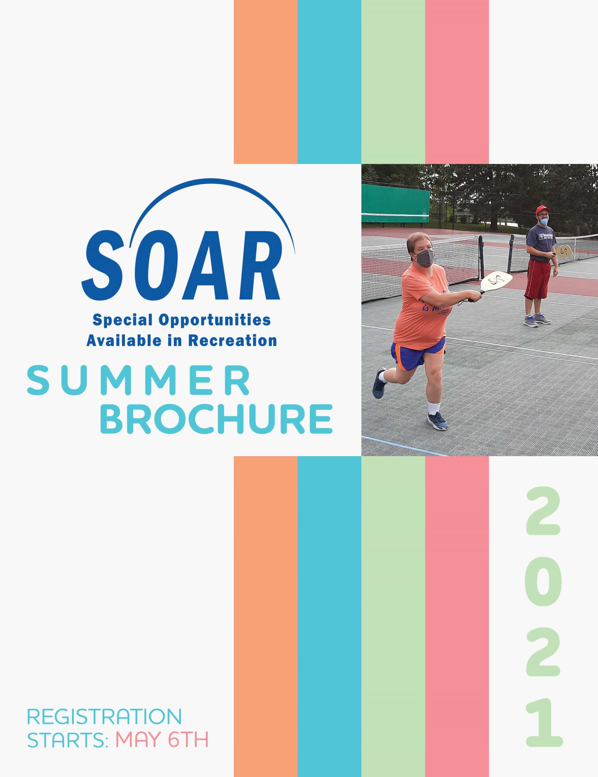Current SOAR Program Borchure