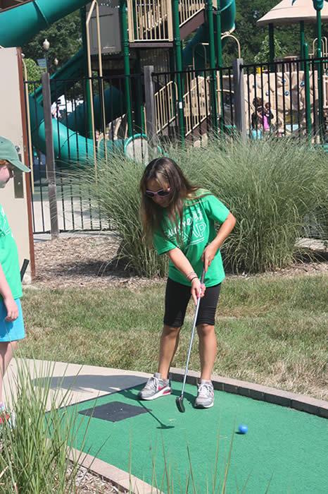 Miniature Golf Course   Bloomington, IL Parks & Recreation
